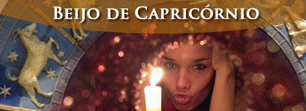 beijo de capricórnio