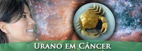 urano em câncer