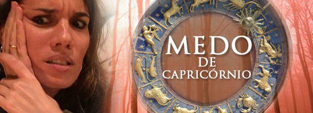 Medo de Capricórnio