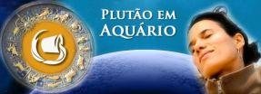 plutão em aquário
