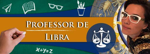 Professor de Libra