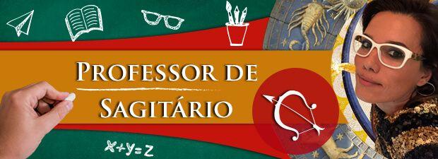 Professor de Sagitário