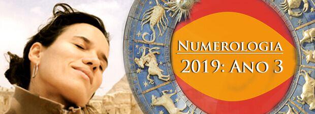 Numerologia para 2019
