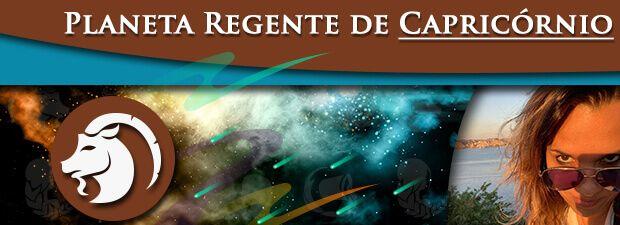 Planeta regente de Capricornio