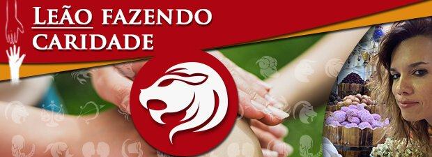 Leão Fazendo Caridade
