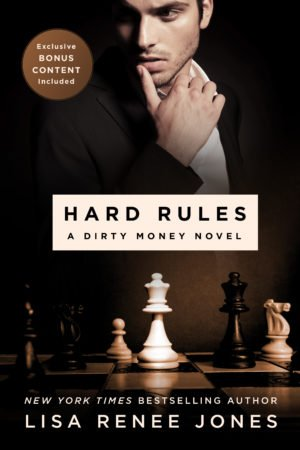 Hard Rules, by Lisa Renee Jones: Chapter 1, and More To Come!
