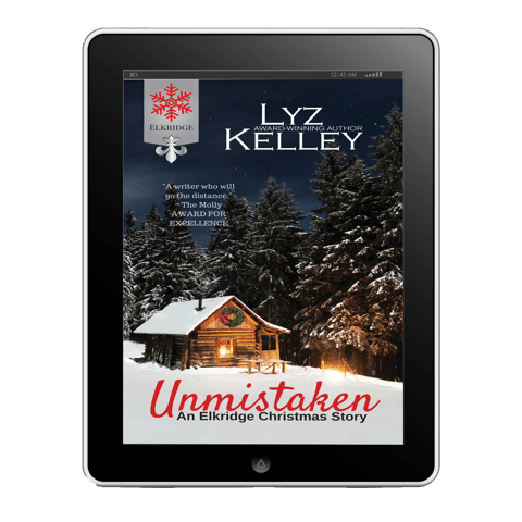 Front Cover of Unmistaken by Lyz Kelley