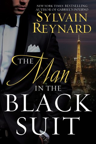 Front Cover, The Man in the Black Suit, by Sylvain Reynard