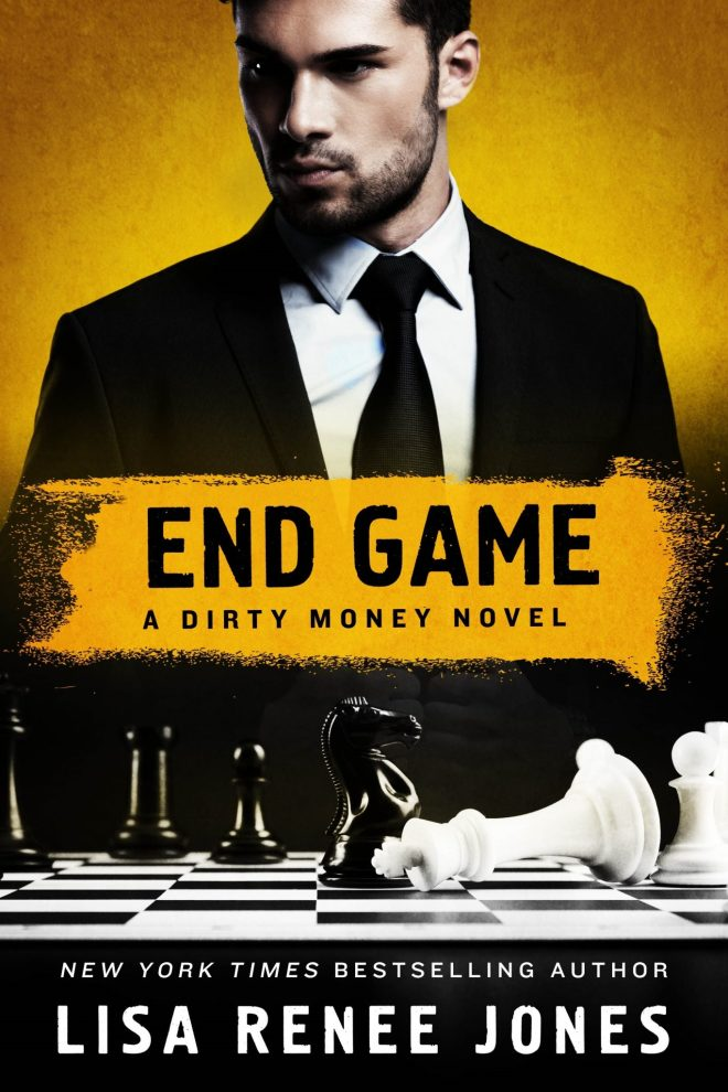 Front Cover of End Game by Lisa Renee Jones