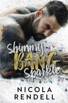 Book Cover for Shimmy Bang Sparkle