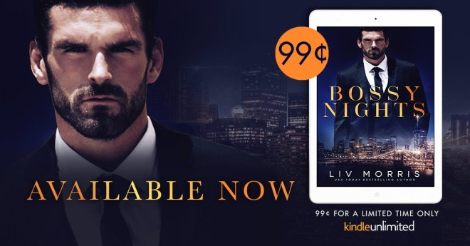 Bossy Nights Sale Banner