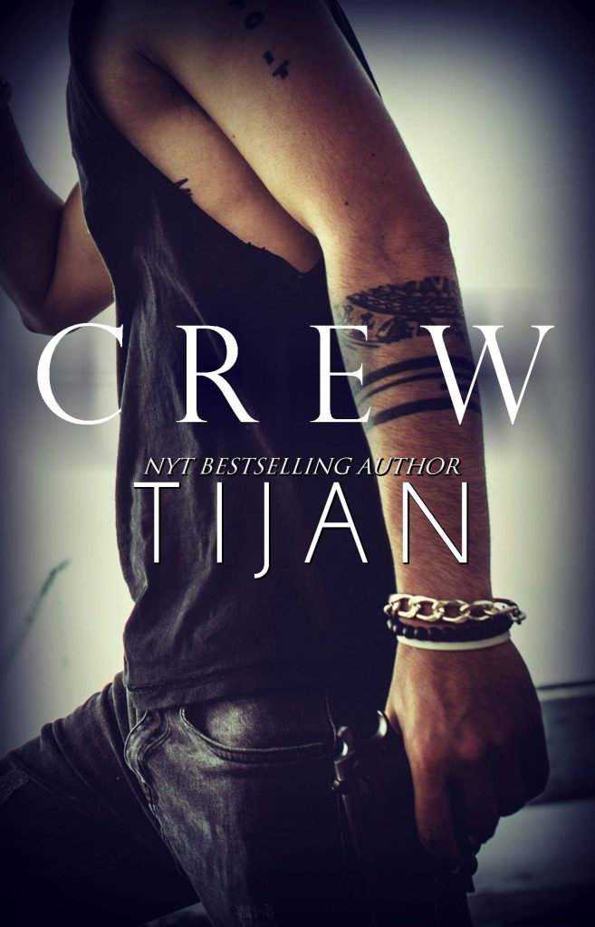 Book cover, CREW, by Tijan