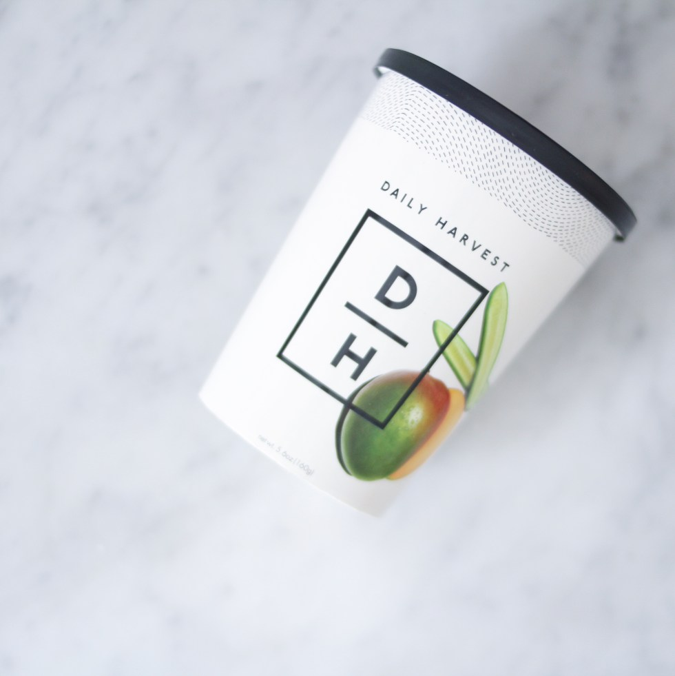 Daily Harvest smoothies on paularallis.com