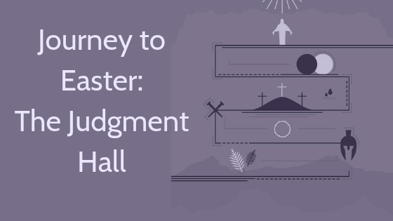 Journey to Easter Judgment Hall title graphic