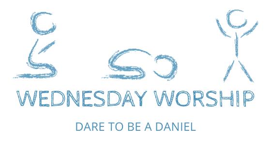 Dare to be a Daniel title graphic