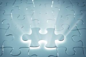 the last puzzle piece