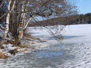 bild på sjön