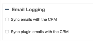 pardot salesforce connector email logging