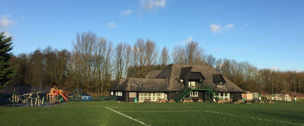 Paul Blacker acupuncture New Ash Green Sports Pavilion