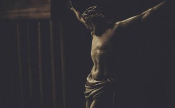HOLY WEEK: The God Who Suffers