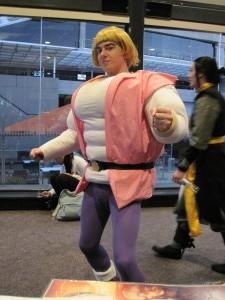 Prince Adam (He-Man)