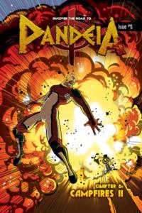 Pandeia 006 Cover