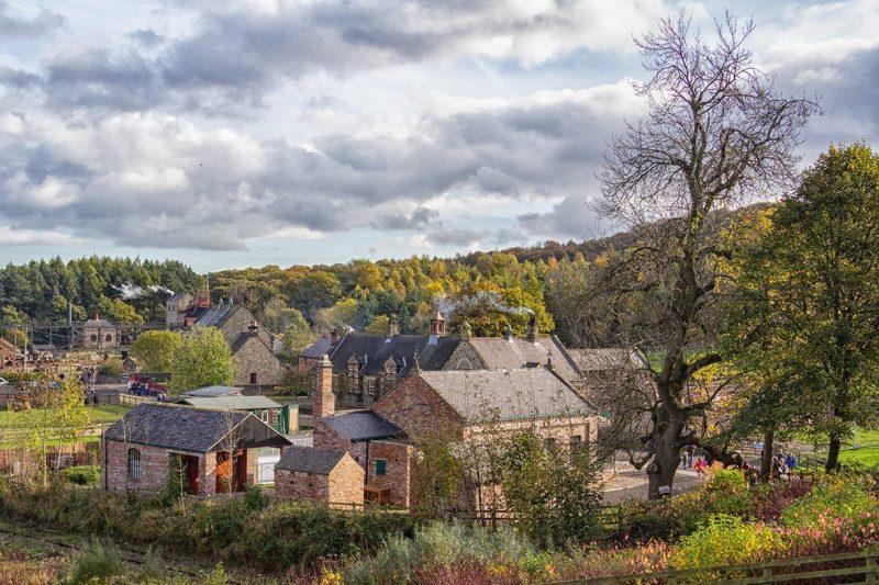 Beamish Village