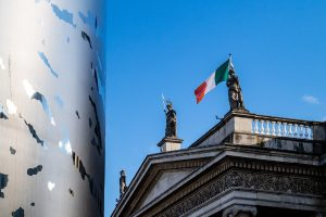 Flag on the GPO