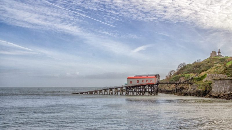 The Old Lifeboat Station Tenby