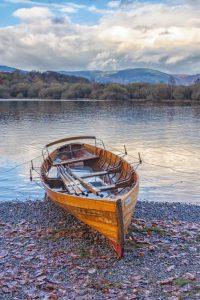 Rowing Boat at Keswick
