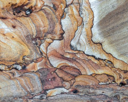 Landscape in Sandstone