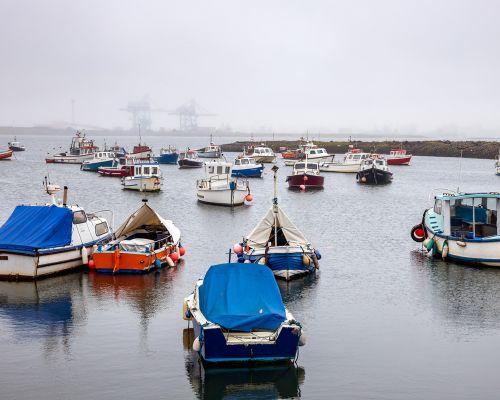 Boats at Paddy's Hole