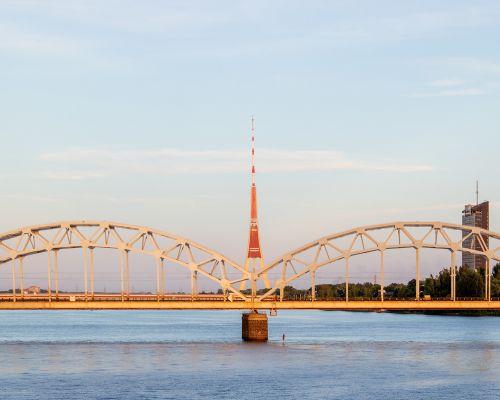 Riga Radio & TV Tower Tower
