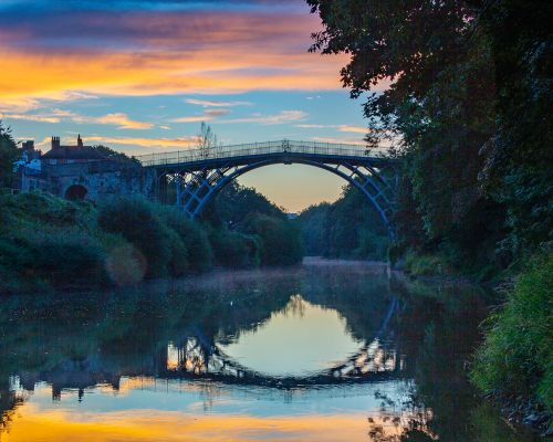 Telford Iron Bridge