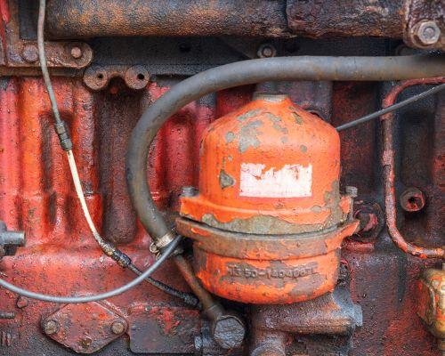 1979 Belarus Tractor Engine Pump