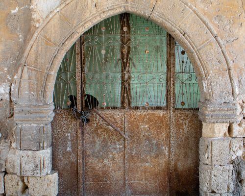 Doorway, Famagusta