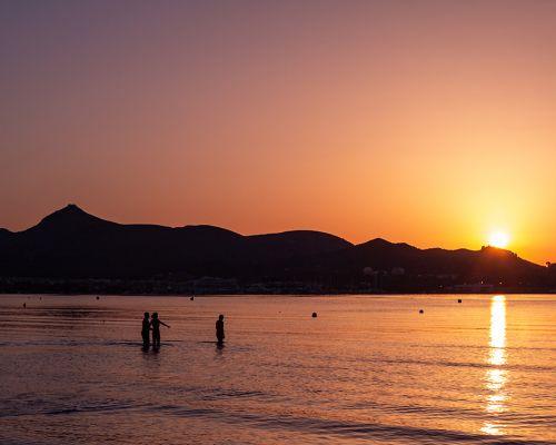 Alcudia Sunset Swim