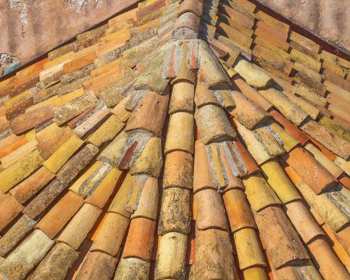 Roof tiles, Dubrovnik