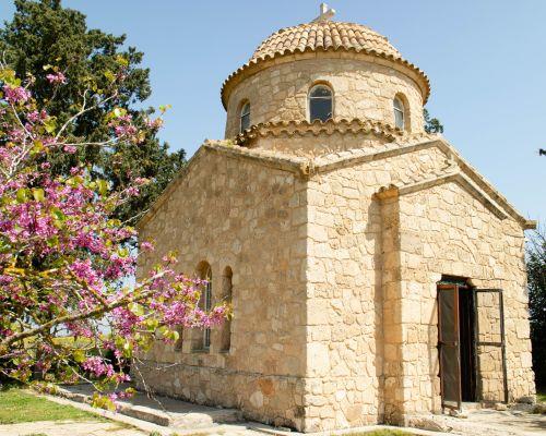 St Barnabas Chapel, Northern Cyprus