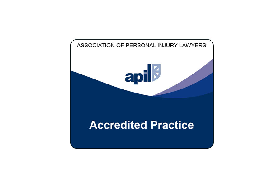 APIL Accredited Practice Logo