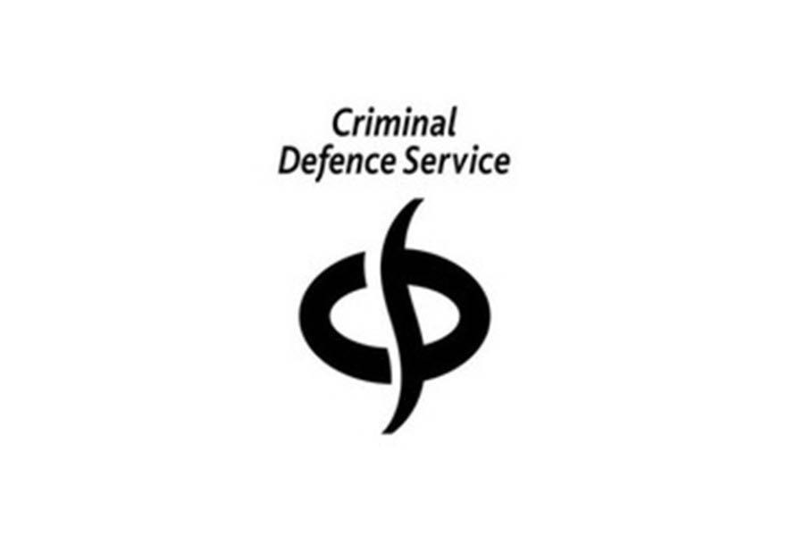 Criminal Defence Service Logo