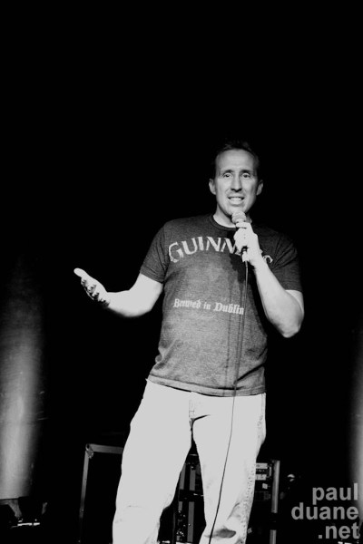 SLC comic Steve McInelly
