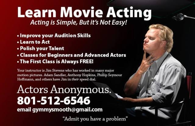 actors anonymous jim stevens