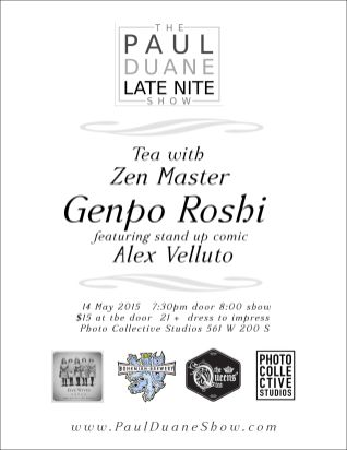 14 May 2015 Genpo live show flier draft 1
