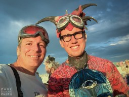 I had the awesome opportunity to take a photo workshop on playa with Trey Ratcliffe. Super inspiring.