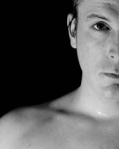 self portrait, Dec 2006