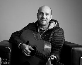 Singer / songwriter Peter Breinholt photographed by Paul Duane