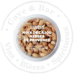 Noix de Cajou Herbes de Provences Les Niçois