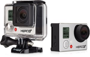 The new Hero3+ from GoPro