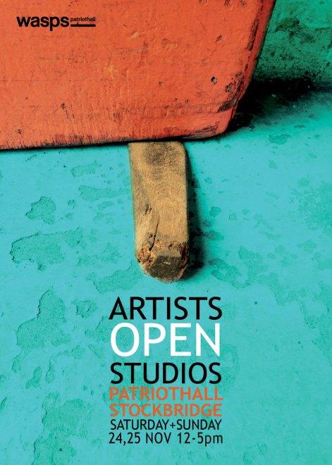 Artists Open Studios Patriothall 2018